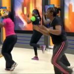 Keep Fit: Aerobic workout with the Body and Soul Fitness Group