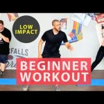 30 minute fat burning home workout for beginners. Achievable, low impact results.